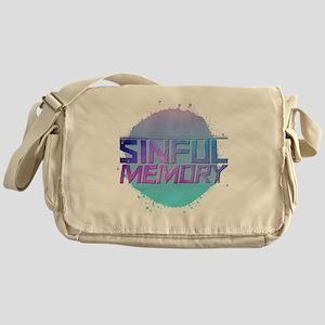 Sinful Memory Messenger Bag