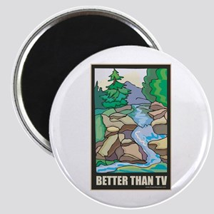 Outdoors Nature Magnet