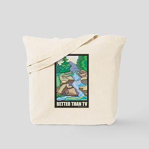 Outdoors Nature Tote Bag