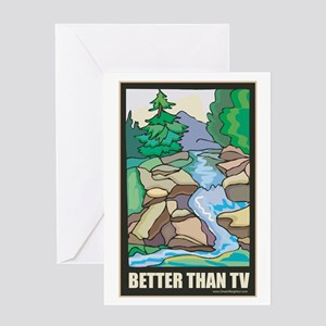 Outdoors Nature Greeting Card