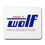WOLF Syracuse 1978 -  Mousepad