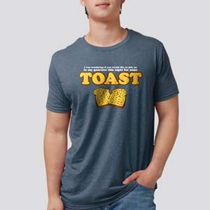 Nacho - Toast Black T-Shirt
