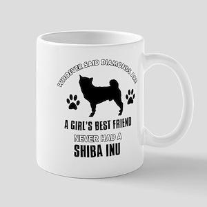 Shiba Inu Mommy Designs Mugs