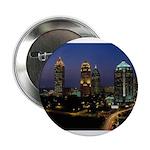 Atlanta City Skyline Button