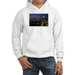 Atlanta City Skyline Hooded Sweatshirt