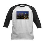 Atlanta City Skyline Kids Baseball Jersey