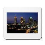 Atlanta City Skyline Mousepad