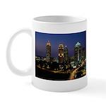Atlanta City Skyline Mug