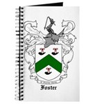 Foster Family Crest Journal