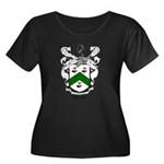 Foster Family Crest Women's Plus Size Scoop Neck D