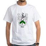 Foster Family Crest White T-Shirt