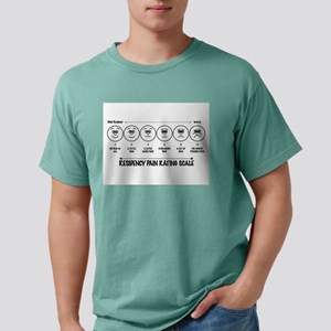Residency Pain Scale T-Shirt