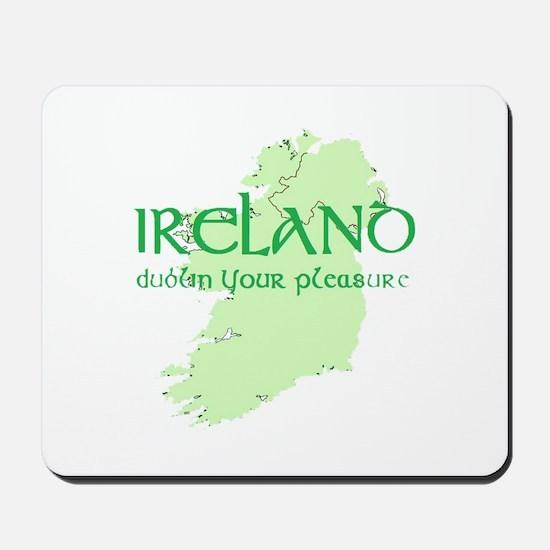 Dublin Mousepad
