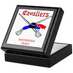 Pittsfield Cavaliers Keepsake Box