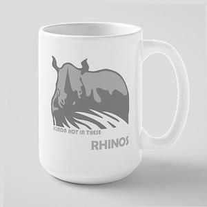 Ace Ventura Rhinos Mugs
