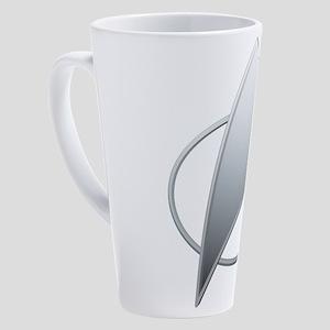 Star Trek TNG 17 oz Latte Mug