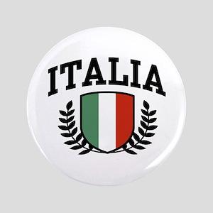 """Italia 3.5"""" Button"""