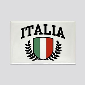 Italia Rectangle Magnet