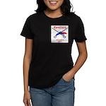 Pittsfield Cavaliers Women's Dark T-Shirt
