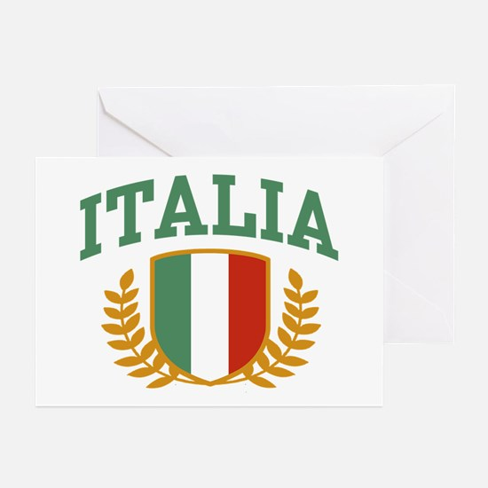 Italia Greeting Cards (Pk of 10)