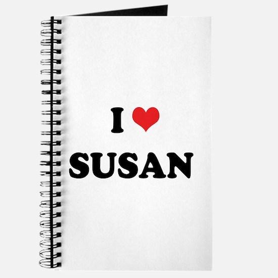 I Heart Susan Journal
