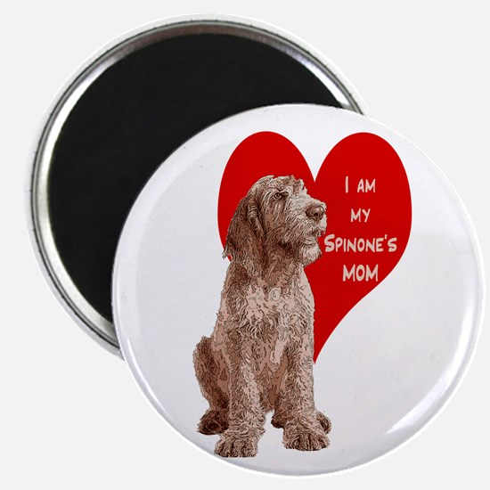 Spinone Mom Magnet