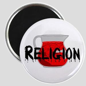 Religion Brainwashing Drink Magnet