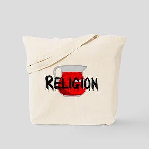 Brainwashing Drink Tote Bag