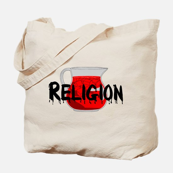 Brainwashing Drink Tote Bag
