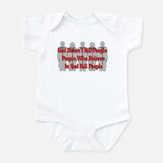 Religious Crazies Infant Bodysuit