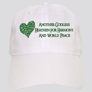 Godless For World Peace Cap