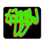 Tagged Mousepad