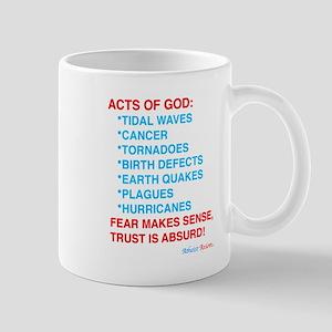 NOT TRUSTWORTHY! Mug