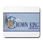Crown King Mousepad