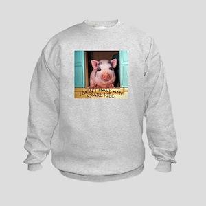 VEGGIE PRIDE Kids Sweatshirt