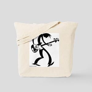 BassMan Tote Bag