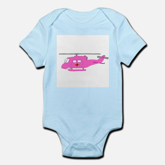 Helicopter UH-1 Pink.PNG Body Suit