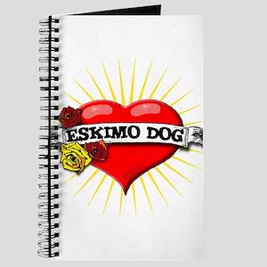 Eskimo Dog Heart Journal