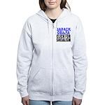 Click Women's Zip Hoodie