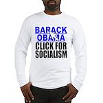 Click Long Sleeve T-Shirt