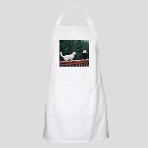 LET'S DO LUNCH BBQ Apron