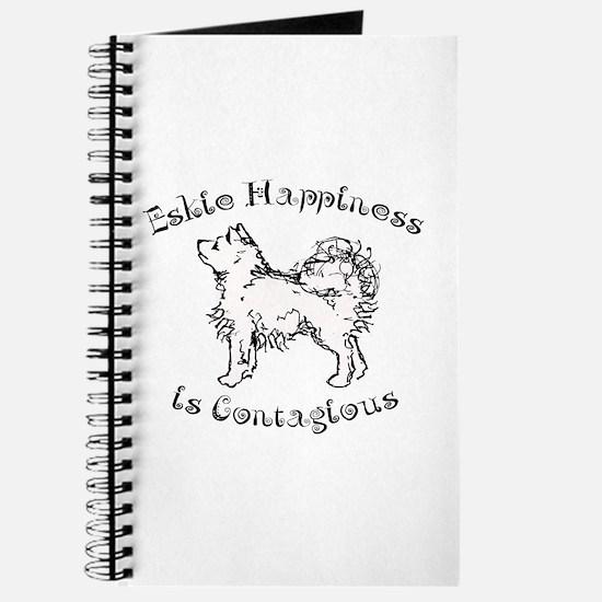 Eskie Happiness Journal