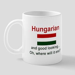 Good Looking Hungarian Mug