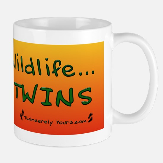 Support Wildlife - Raise Twin Mug