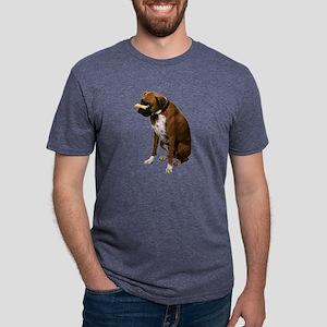 Funny Brindle Boxer T-Shirt