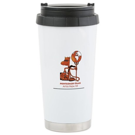 Afer Prom Stainless Steel Travel Mug