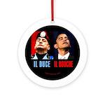 Il Douche anti-Obama Ornament (Round)