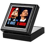 Il Douche anti-Obama Keepsake Box