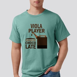 Viola Player Powered By Donuts T-Shirt
