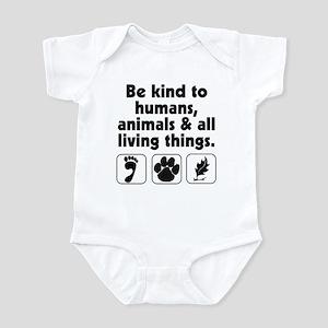 Be kind Infant Bodysuit